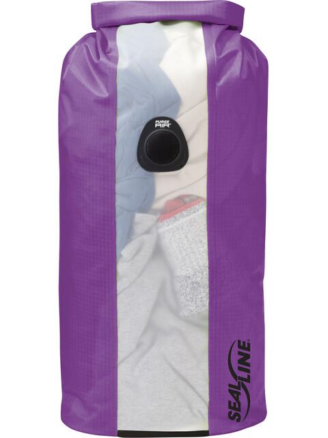 SealLine Bulkhead View Dry Bag 20l purple
